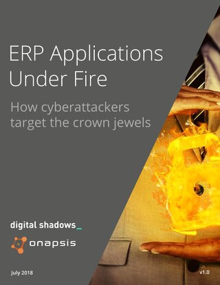 ERP Applications Under Fire