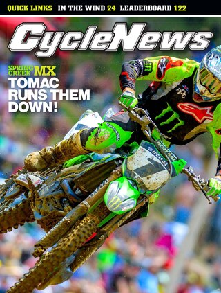 Cycle News Issue 29 July 24