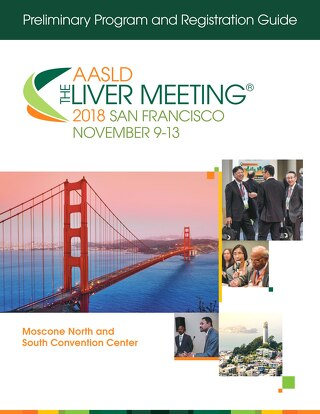 AASLD TLM18 ONLINE REGISTRATION BROCHURE