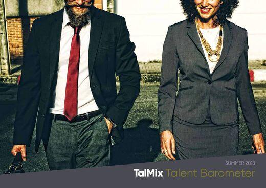 Talmix Barometer Summer 2018