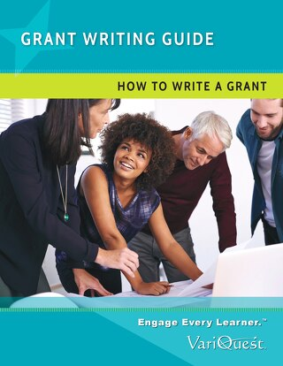 VariQuest How to Write a Grant - CTE Sample
