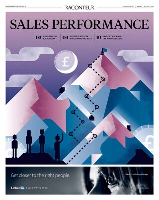 Sales Performance 2018