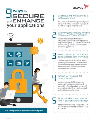 9 ways to secure and enhance your applications