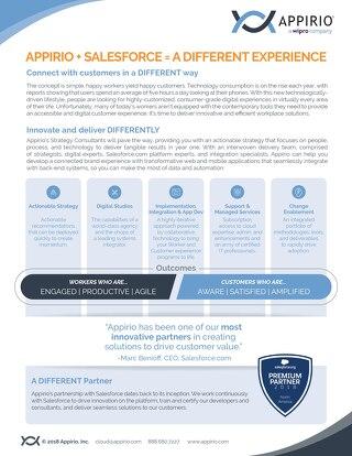 Appirio's Salesforce Practice