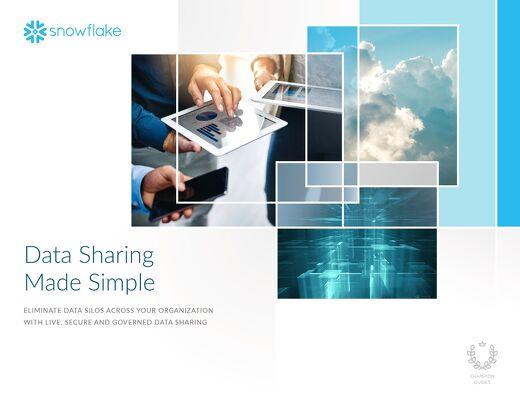Data Sharing Made Simple