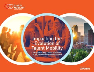 Impacting the Evolution of Talent Mobility Report