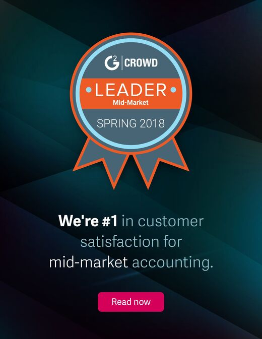 Number 1 in Customer Satisfaction G2 Crowd Grid Mid-Market Report
