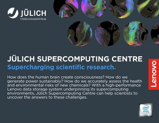 Case Study Julich Supercomputing Centre