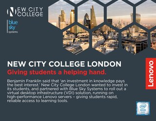 Case Study New City College London