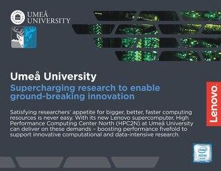 Case Study Umea University