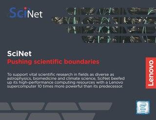 Case Study SciNet