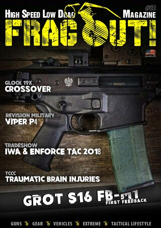 Frag Out! Magazine #20