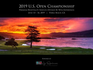2019 US OPEN EXPERIENCE