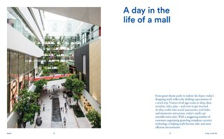 A day in the life of a mall