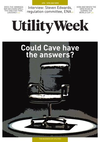 Utility Week 6th July 2018