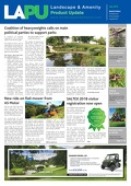 Landscape & Amenity July 2018