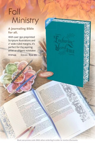 2018 Fall Ministry Catalog