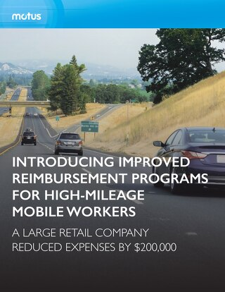 Large Retail Company Improved Reimbursement Programs