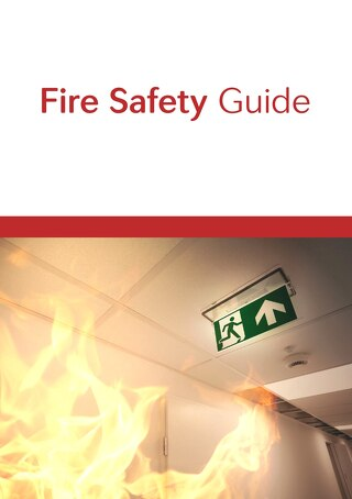Fire Safety Guide | Sample