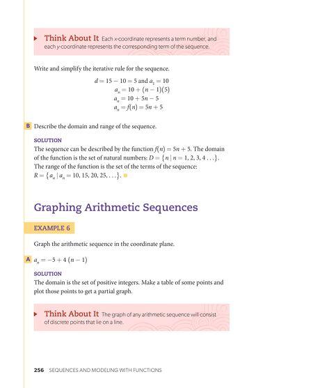 Brochures - FLORIDA Algebra 1 Part 1
