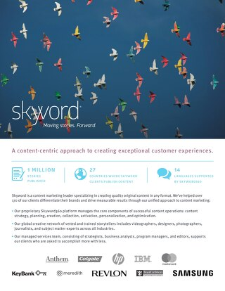 Skyword Overview