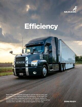 Fuel Efficiency Fact Sheet