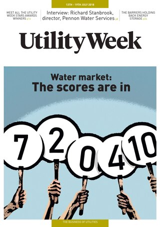 Utility Week 13th July 2018