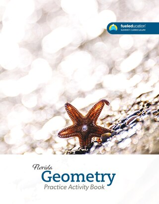 FLORIDA Geometry Practice Activity Book