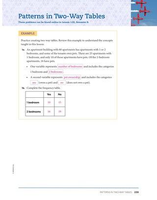 FLORIDA Pre-Algebra Practice Activity Book Continued