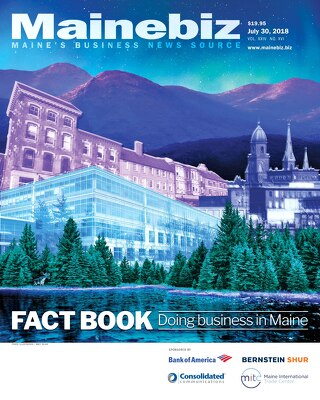 Fact Book: Doing Business in Maine — 2018
