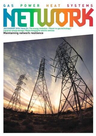 Network JulyAugust 2018