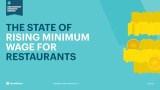 The State of Rising Minimum Wage for Restaurants (ungated)