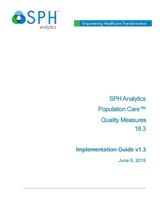 Quality Measures Implementation Guide