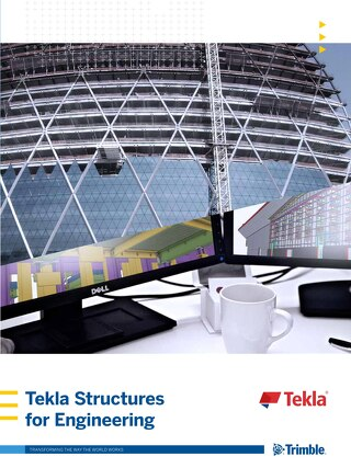 Tekla Structures for Engineering Brochure