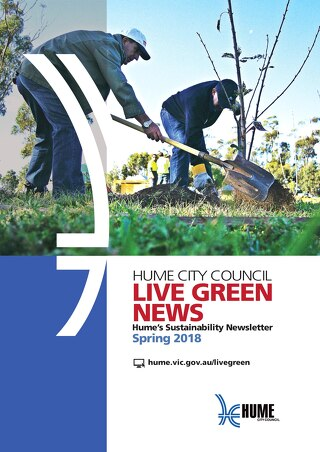 Live Green News - SPRING 2018