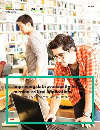Improving Data Availability for Mission-critical Applications