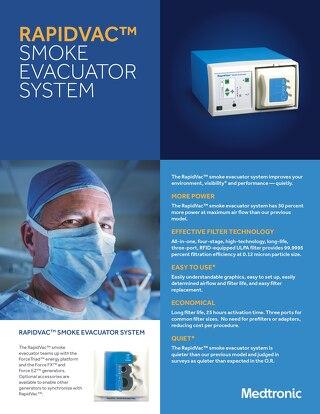 RapidVac Smoke Evacuator System