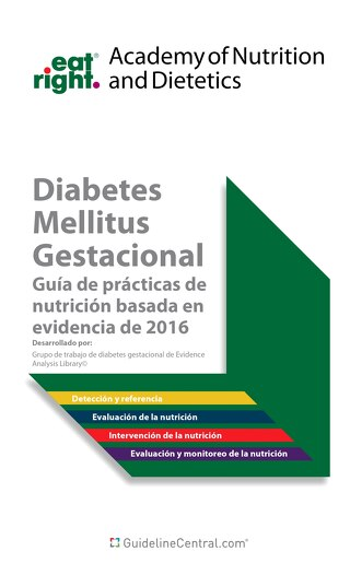 Gestational Diabetes Mellitus - Spanish