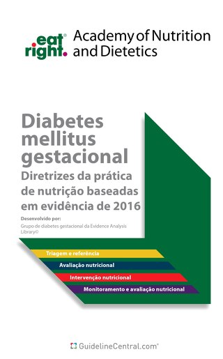 Gestational Diabetes Mellitus - Portuguese