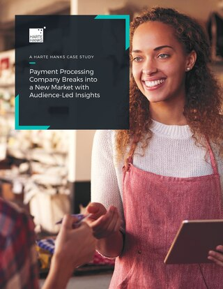 Payment Processing Company Breaks into a New Market with Audience-Led Insights