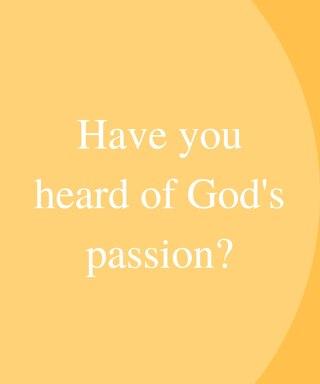 Co-Passion Gods Passion