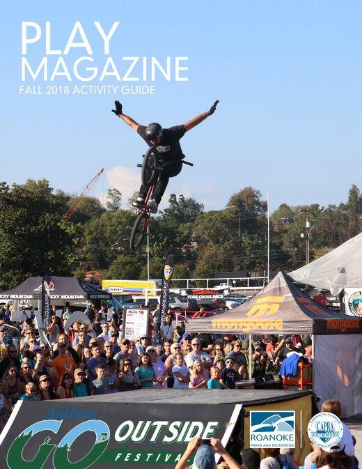 Fall PLAY Magazine