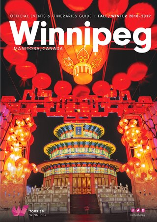 Winnipeg Fall Winter 2018-19 Events & Itineraries Guide