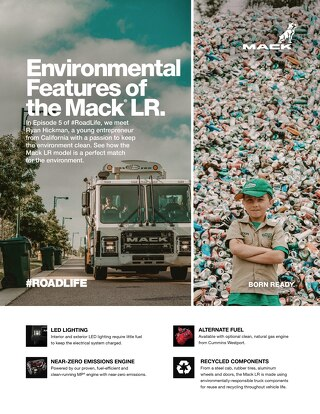 Environmental Features of the Mack LR