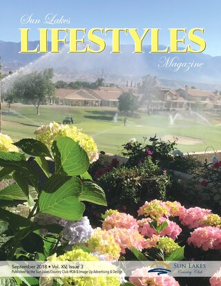Sun Lakes Lifestyles September 2018