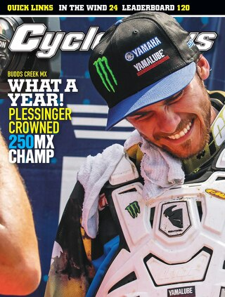 Cycle News Issue 33 August 21