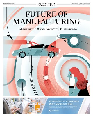 Future of Manufacturing 2018