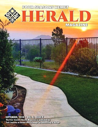 Hemet Herald September 2018