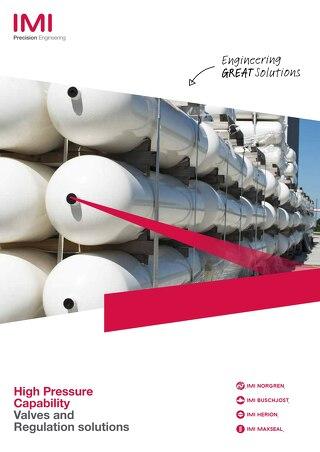 z7921BR - High Pressure brochure