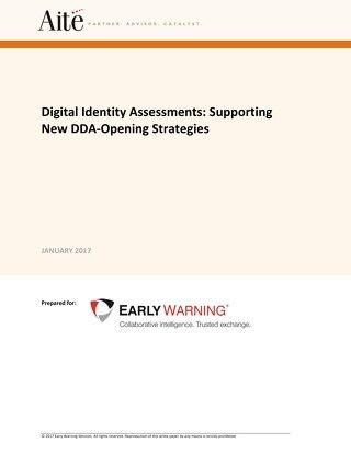 Digital Identity Assessment White Paper
